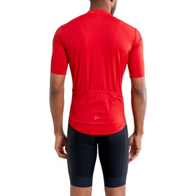 Craft Train Pack Jersey Korte Mouwen Heren, bright red